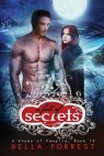 Cover image for A fall of secrets
