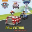Cover image for Paw patrol on the roll!
