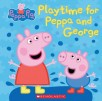 Cover image for Playtime for Peppa and George