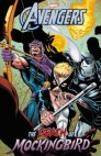 Cover image for Avengers : the death of Mockingbird
