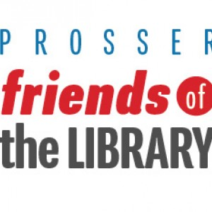 Prosser Friends of the Library logo