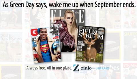 Zinio September