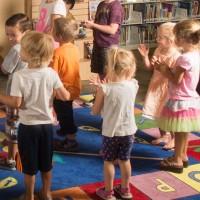 Music-Toddler Storytime